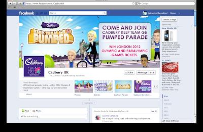 Inspirasi Gambar sampul untuk Facebook Timeline untuk Brand