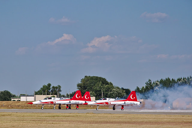 Turkish Stars new paint scheme