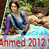 Gul Ahmed Summer 2012 Collection Vol-2 | Gul Ahmed Lawn Designs with Prices