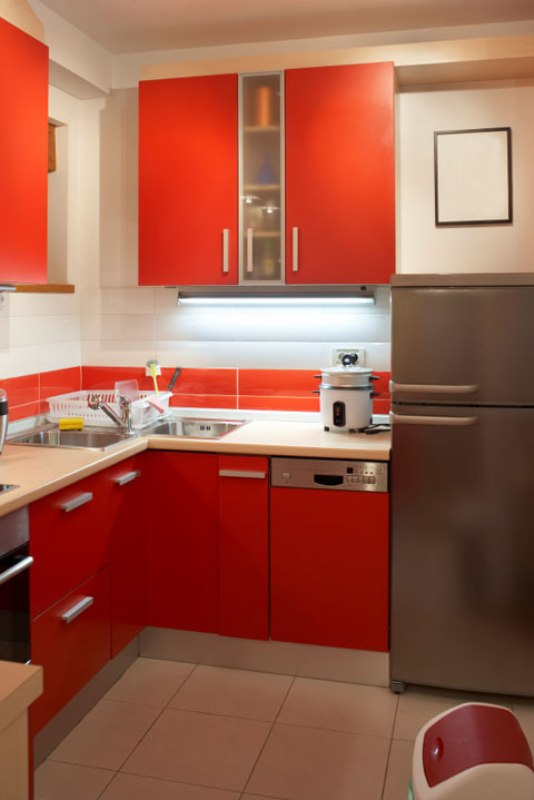 dapur minimalis mungil