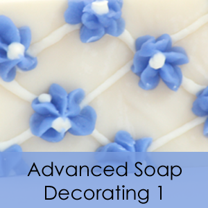Online Advanced Soap Decorating Class