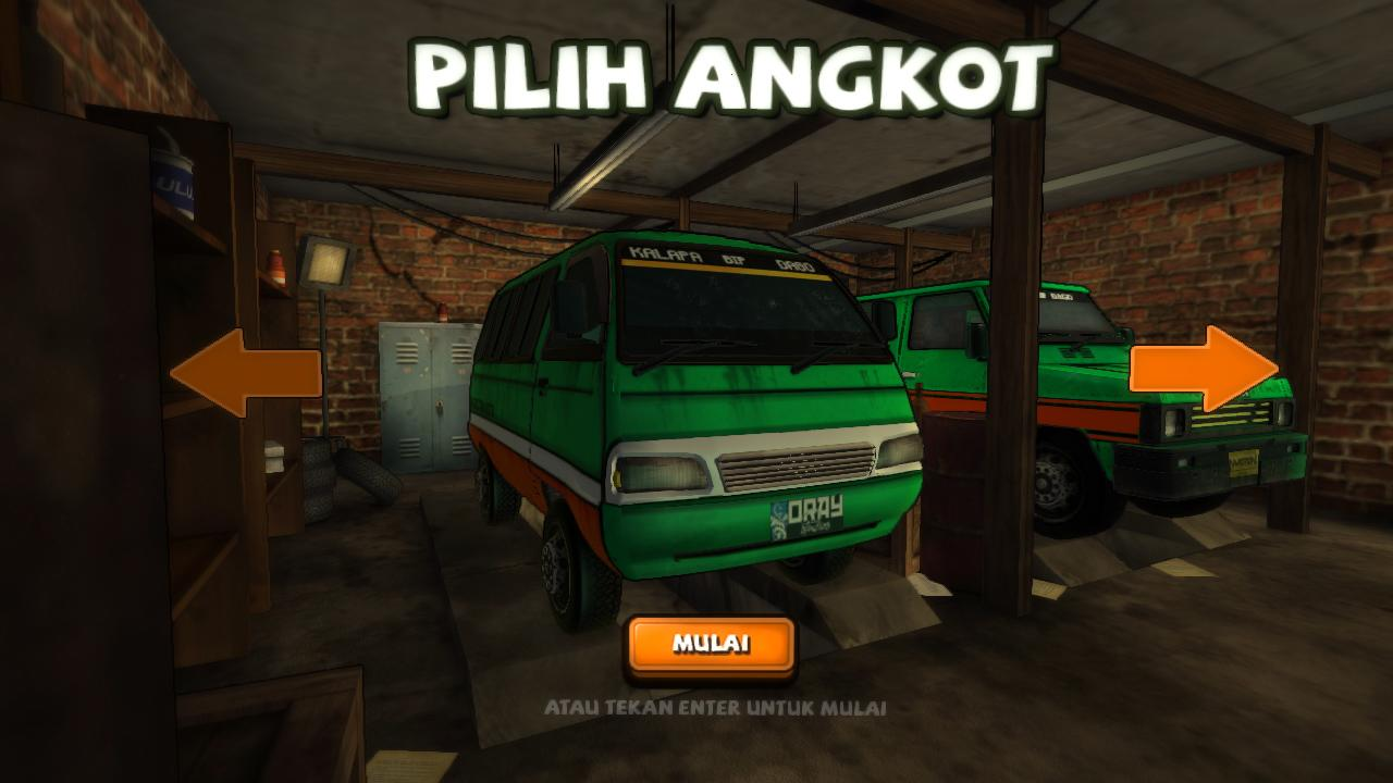 Game Angkot The Game Buatan Indonesia
