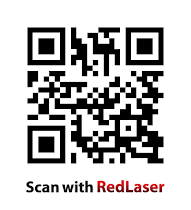I&#39;m a geek, I have a QR Code.
