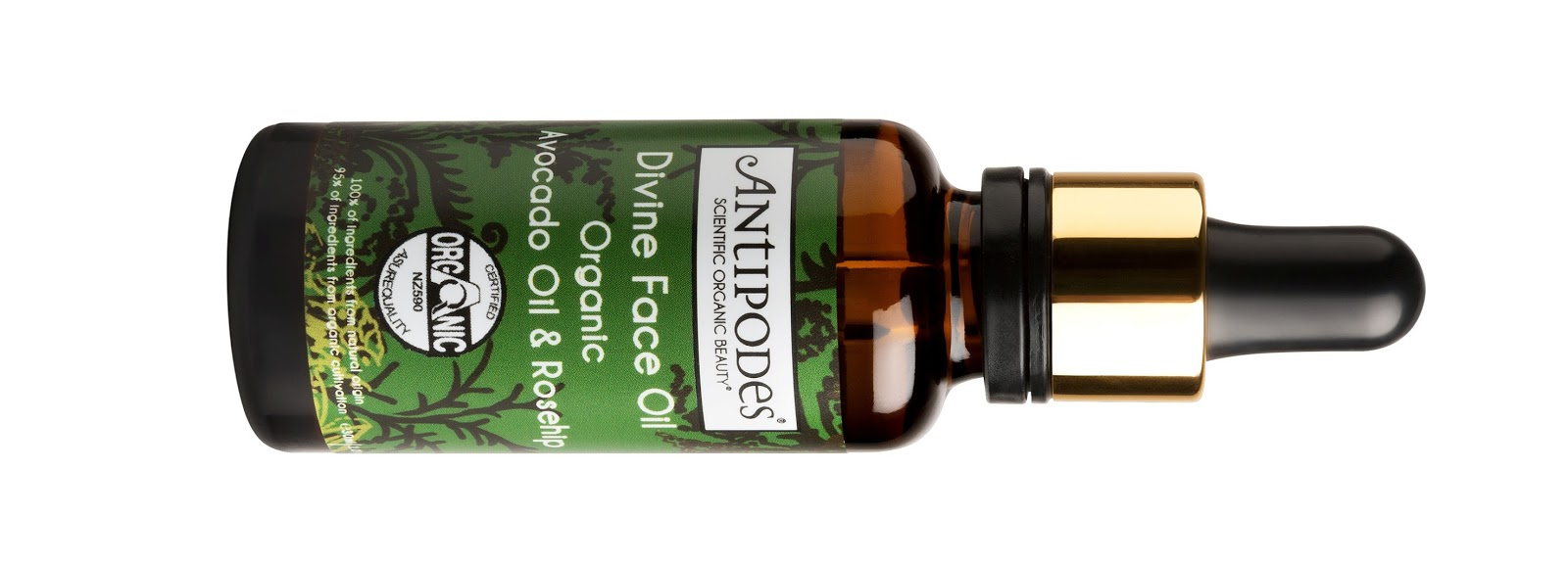 Antipodes Divine Face Oil review
