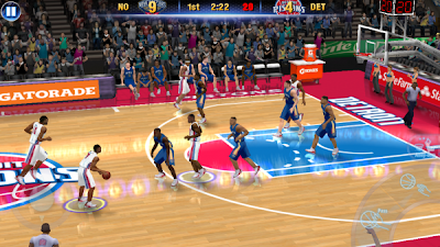 NBA 2K14 Apk 1