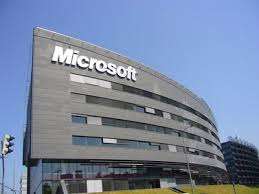 Prédio da Microsoft no Brasil