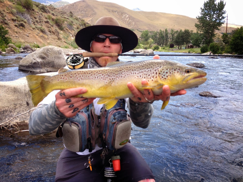 Russell Fortier Tattoo Artist & Fly Fishing Guide title=