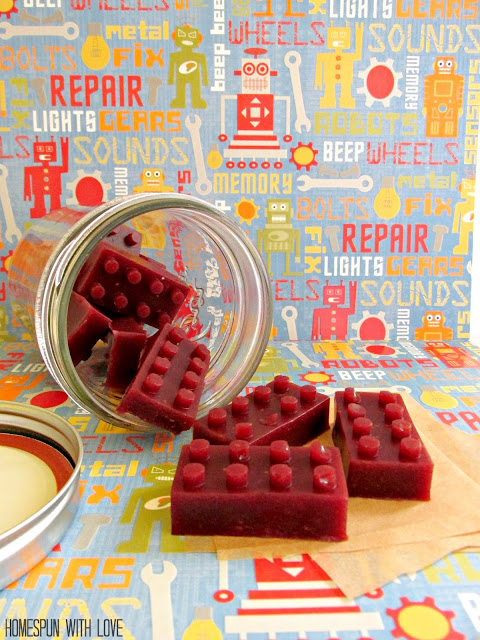 how to make lego gummies