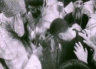صور نادرة ... للقاء جبابرة الايمان