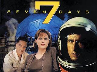 Seven days - Az időkapu 1. évad online (1998)