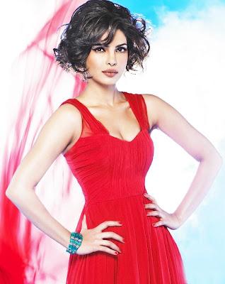priyanka chopra shoot for hello magazine scan
