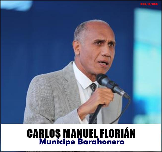 CARLOS ML. FLORIAN, BARAHONA