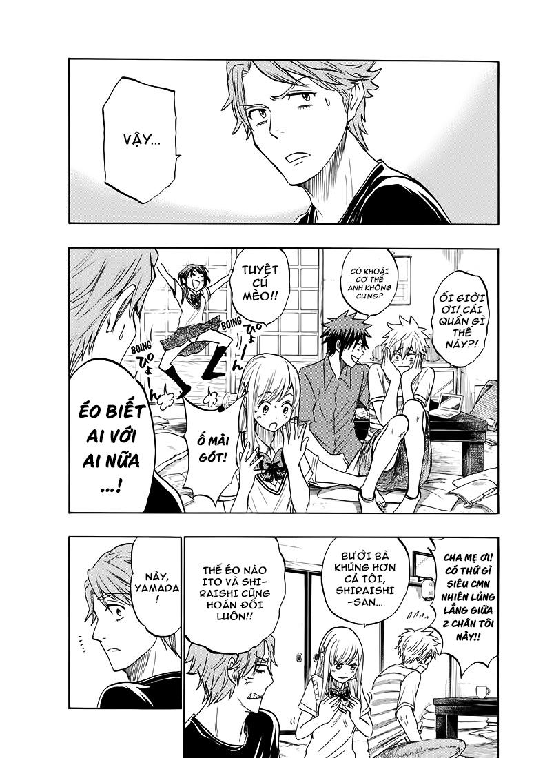 Yamada kun to 7 nin no Majo Chap 217 - Trang 15