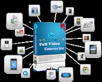 برنامج محول الفيديو Full Video Converter