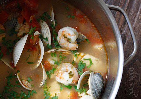 Provencal Seafood Bisque Recipe | Simply Recipes