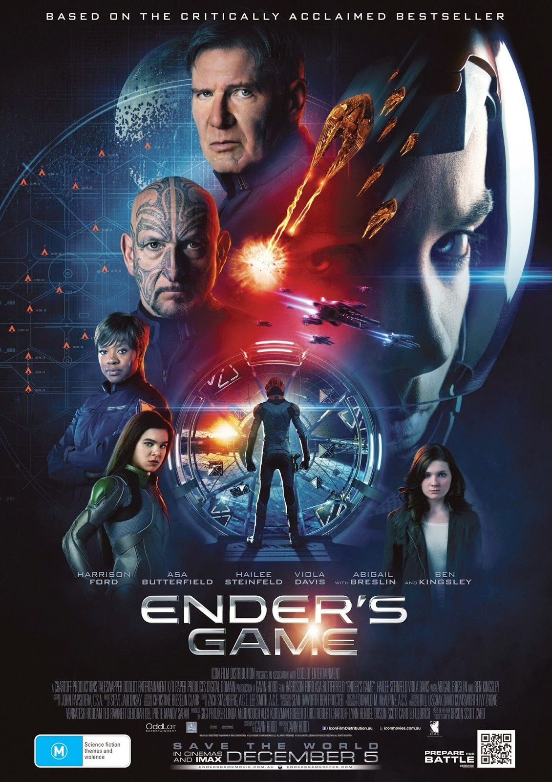 Download Film Enders Game 2013