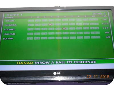 pista a doua la bowling