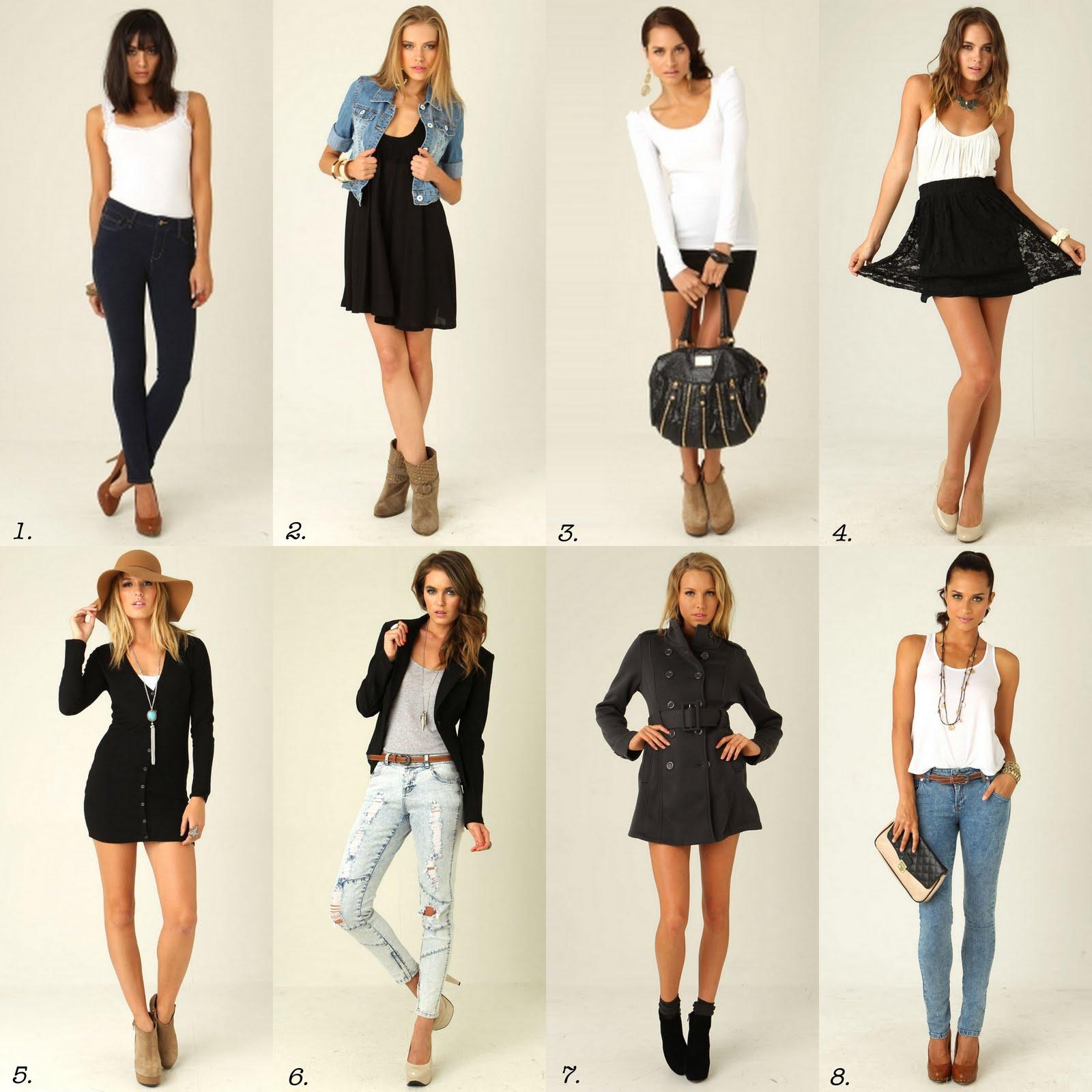 Модная Одежда Дешево
