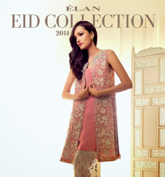 ELAN - Luxury Pret | Ready To Wear Eid Dresses-14