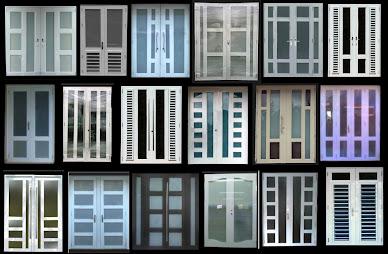 Varios Diseños de Puertas Dobles