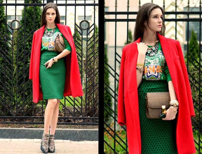 Модный блоггер россии