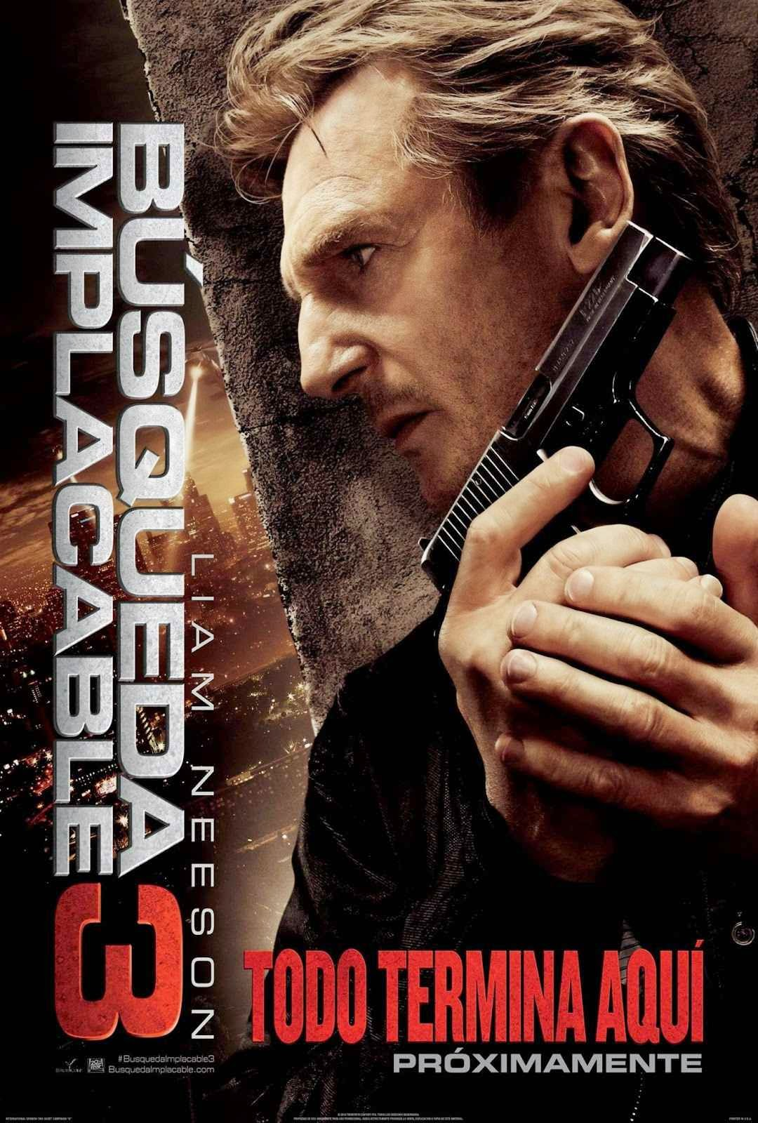 Búsqueda implacable 3 (2015)