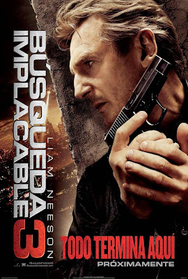 Taken 3 (Búsqueda implacable 3) (2015) [Cam] [Vose]