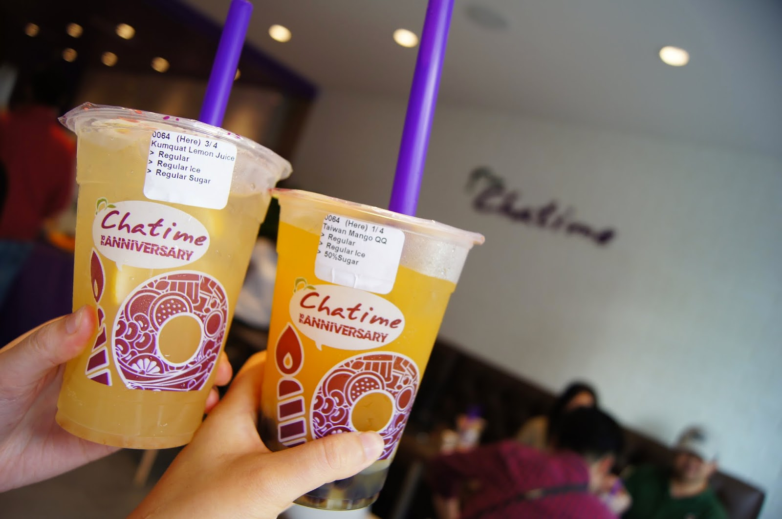 Chatime herbal tea - Known As The 1 Bubble Tea Brand In The World Chatime Delivers High Quality Drinks In A Very Customizable Orders Chatime Is A Franchise That Originated In