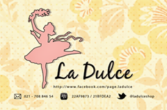 http://www.facebook.com/page.ladulce