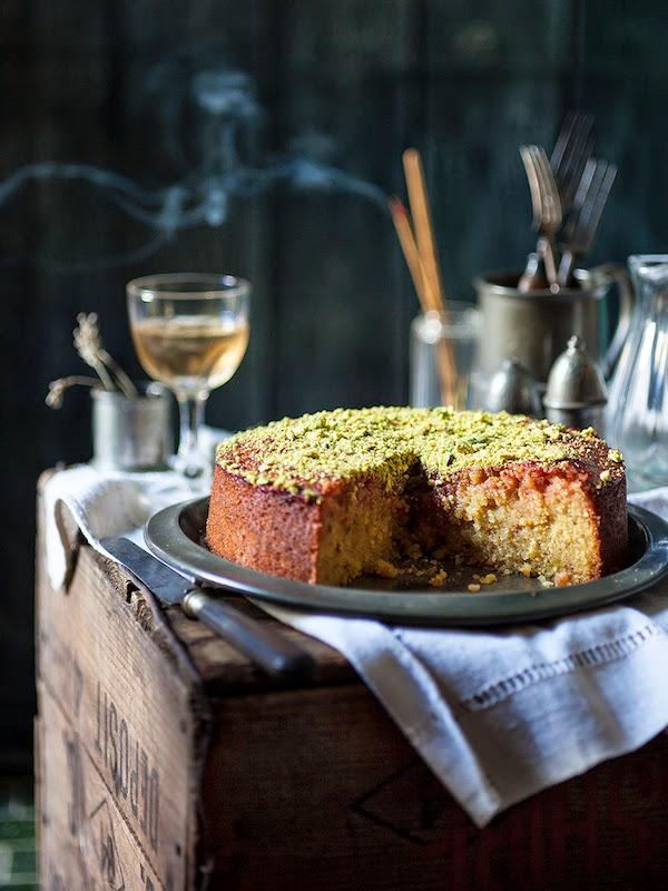 Nigel Slater Polenta Cake