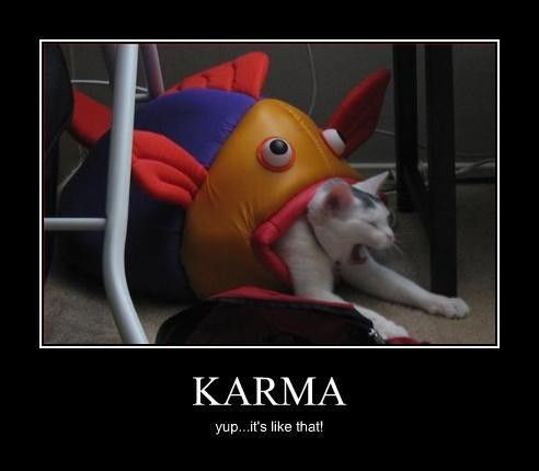 Karma - Yup, It's Like That