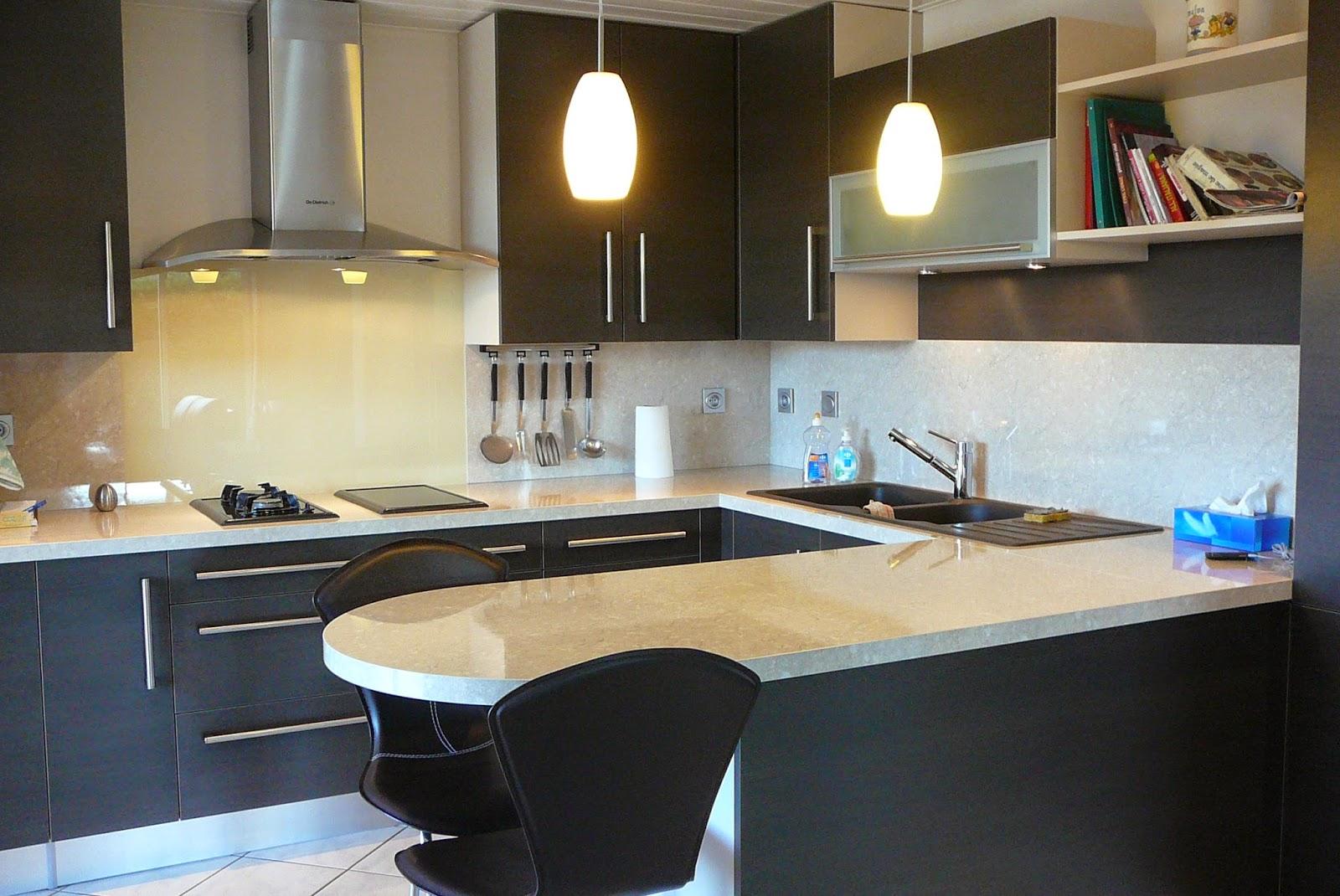 Indogatecom Cuisine Moderne Mobalpa - Pose meuble haut cuisine pour idees de deco de cuisine