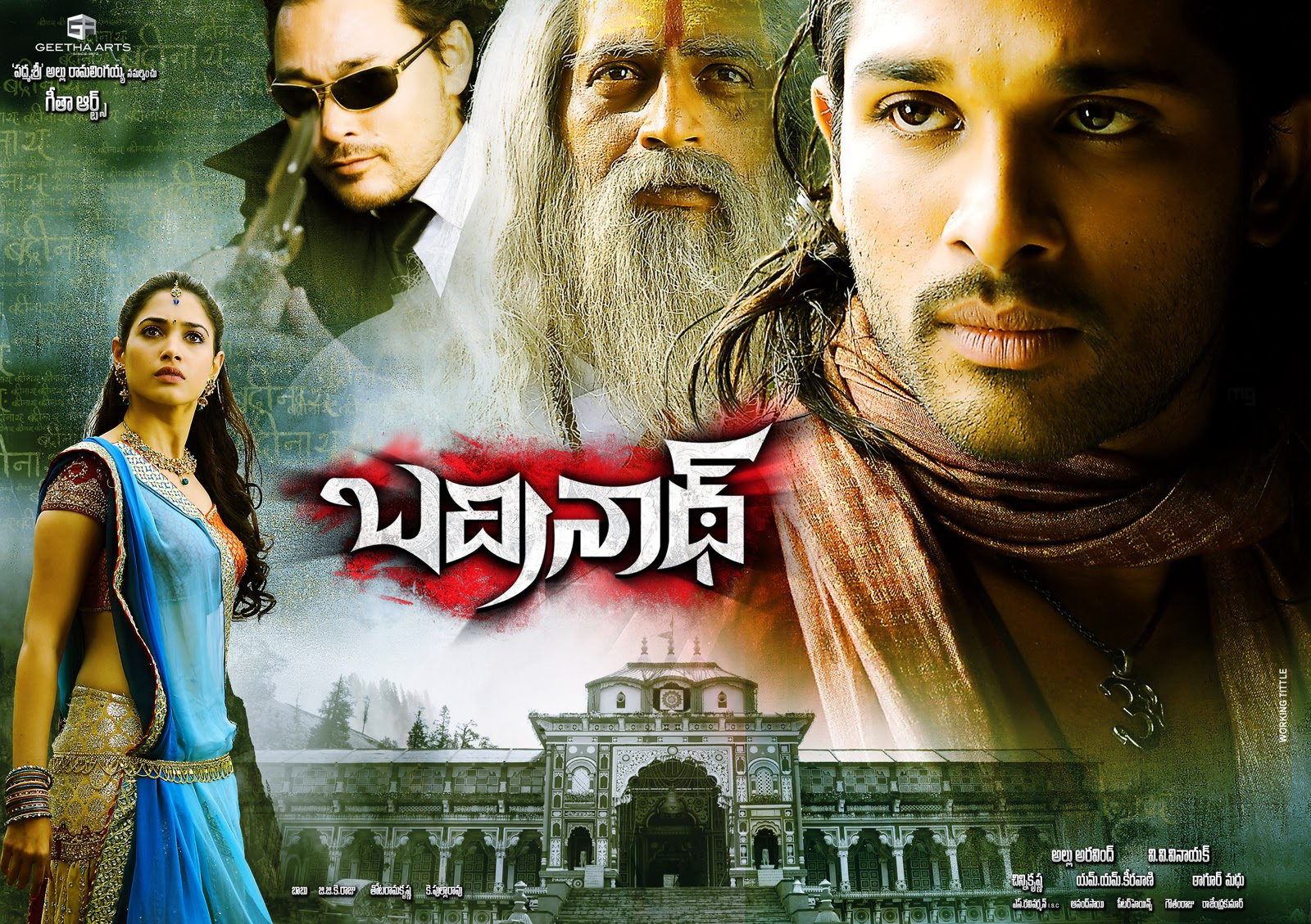 Badrinath (2011) Hindi Dubbed *BluRay* ~ IMoviez