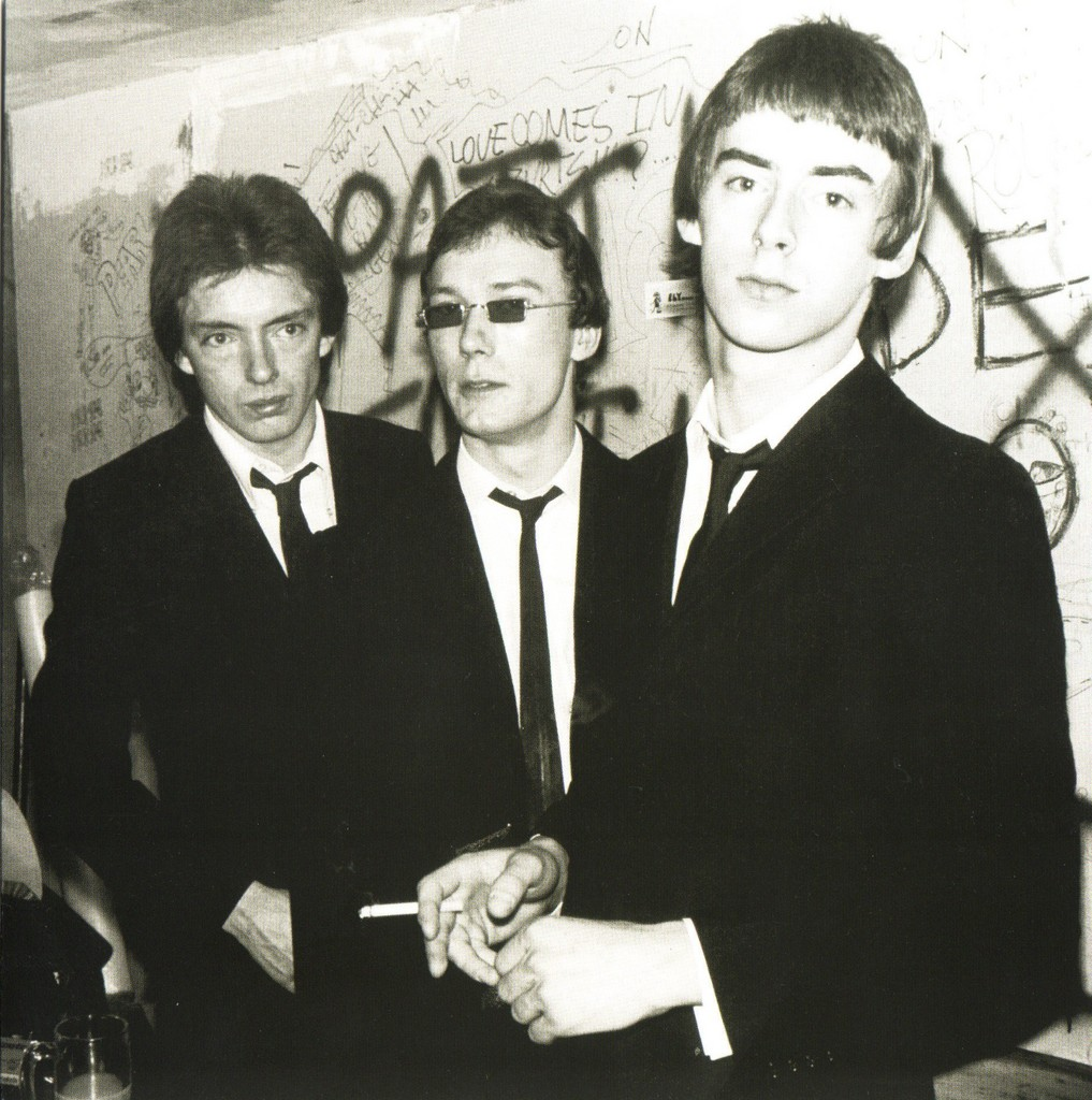 The Jam All Mod Cons + Setting Sons