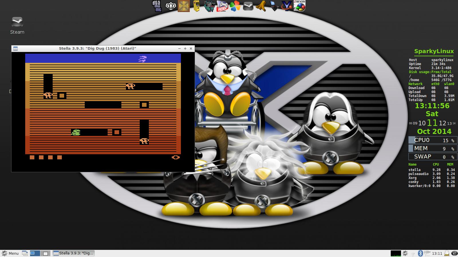best linux machine