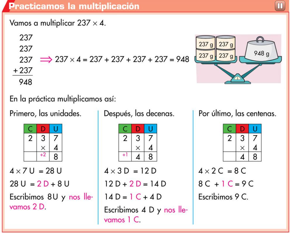 http://www.primerodecarlos.com/TERCERO_PRIMARIA/noviembre/Unidad4/actividades/mates/practica_multiplicacion/visor.swf