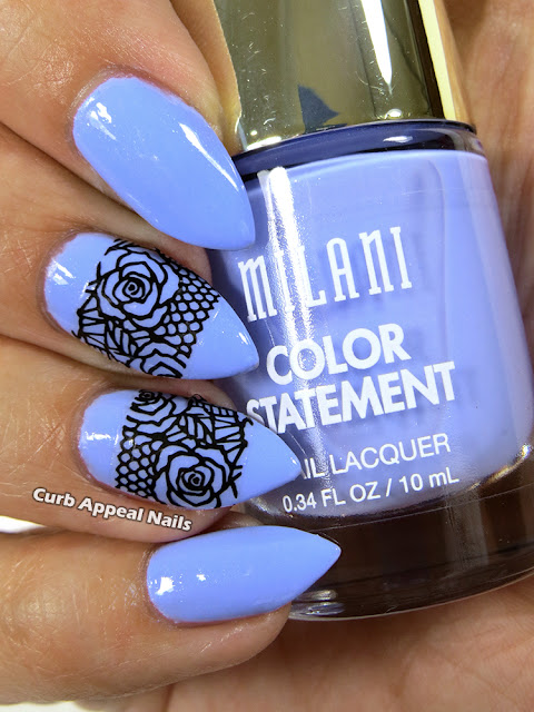 Milani Color Statement Peri-Wink with BPS Lace Decals