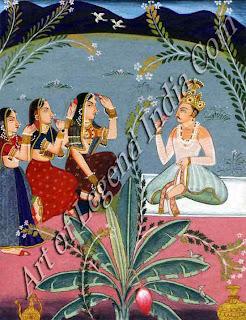 Bharamar Geet of Surdas