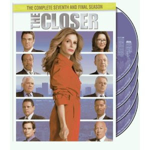 The Closer Season 7 Release Date DVD