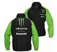 Kawasaki Jackets Monster Energy