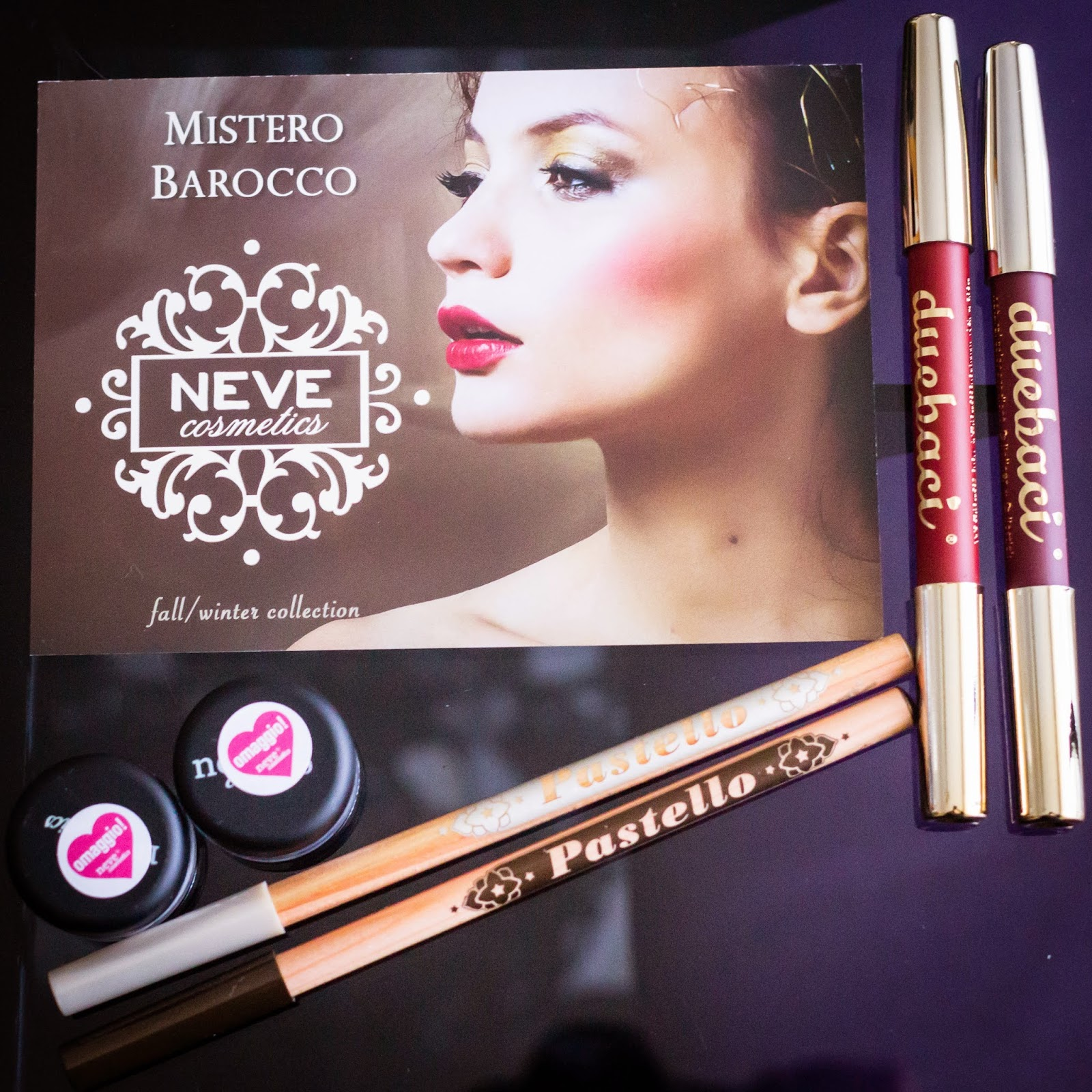 Mistero Barocco - Neve cosmetics