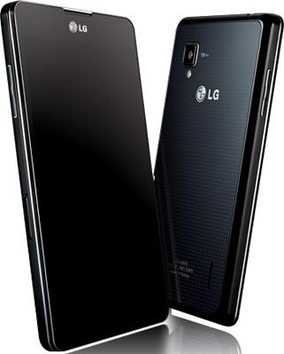 LG Optimus G precio