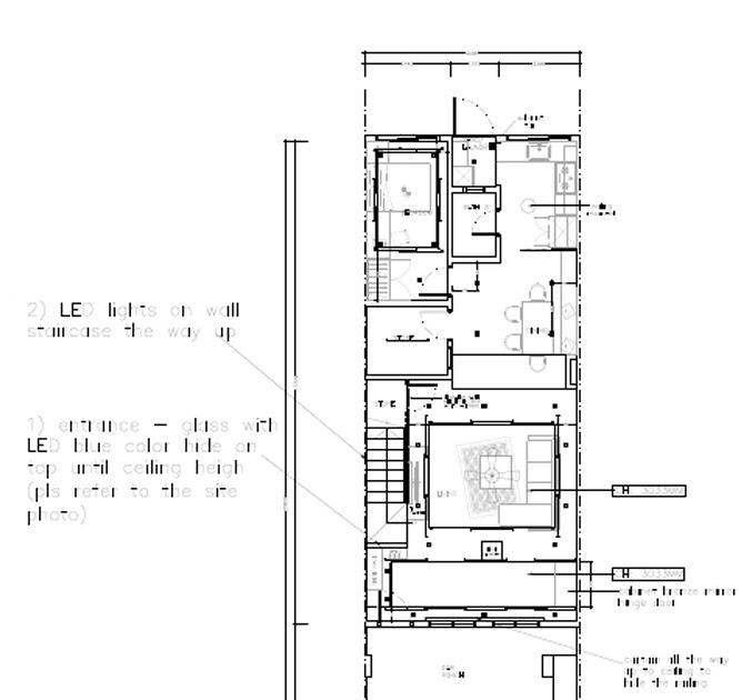Build Get Studio: Reflected Ceiling Plan