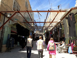 kota Hebron terbuka untuk siapa saja