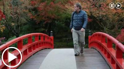 La magia de Japón, desde el aire