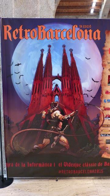 Crónica de RetroBarcelona 2015 - Primera parte