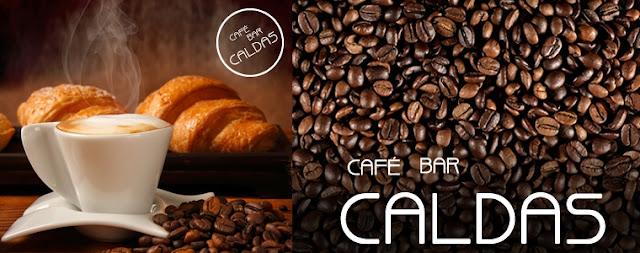 El café Caldas de Bogotá