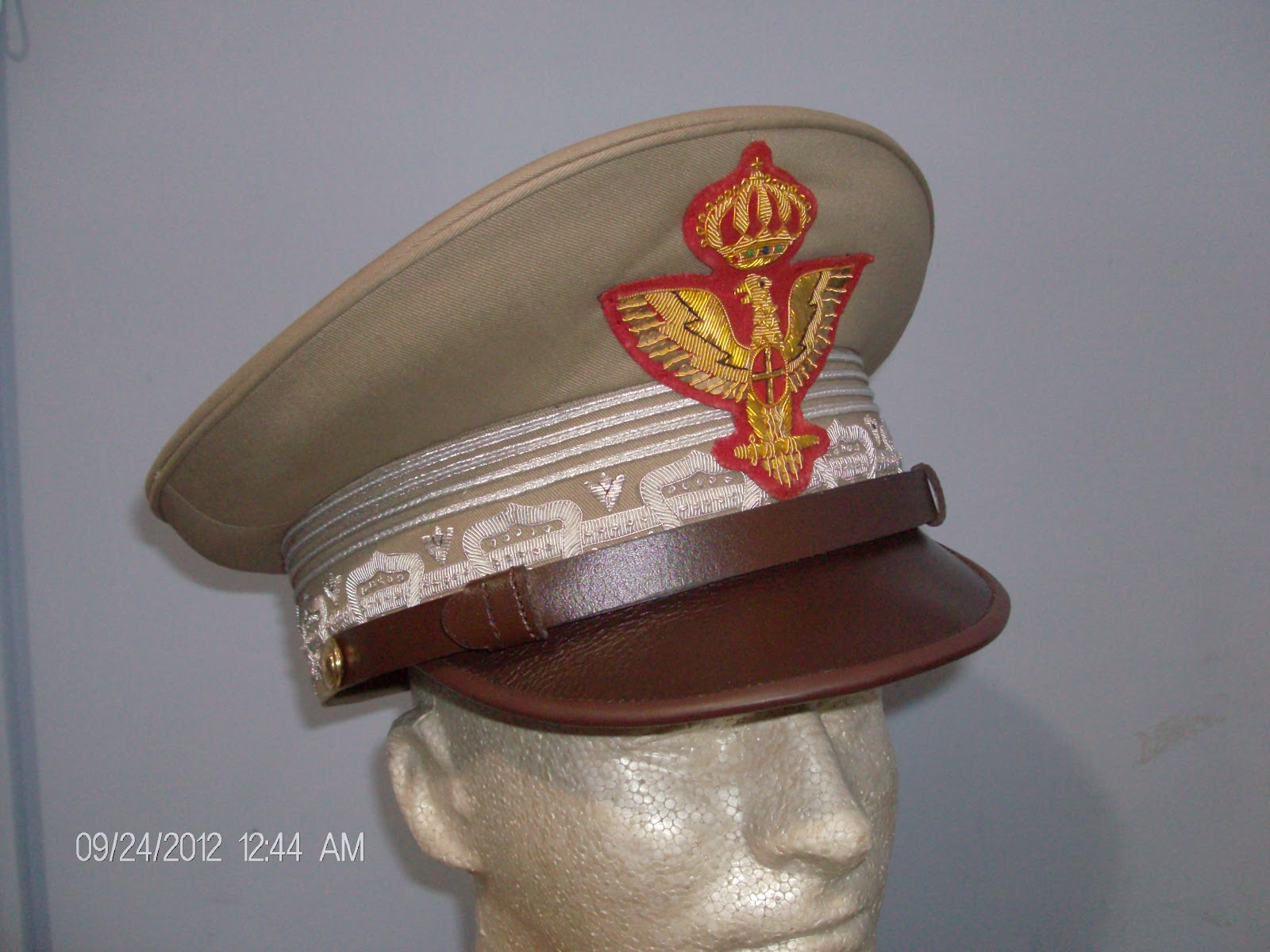 Field Marshal Cap