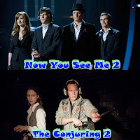 sequel for now you see me and the conjuring