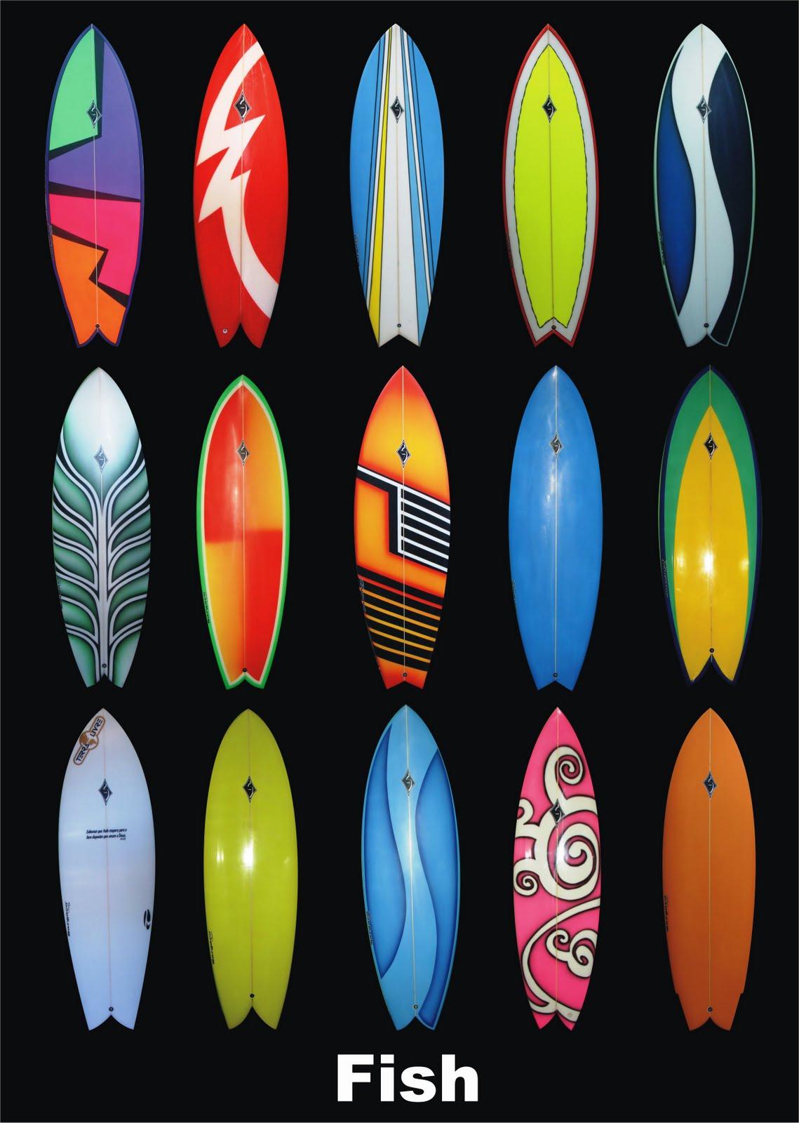 Sarga 231 O Surf Boards Pranchas Fish E Longboards